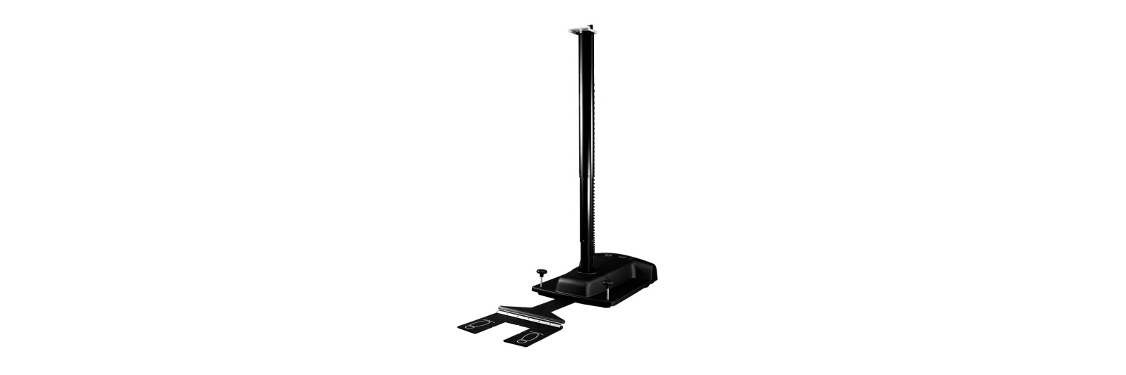 A Tobii Pro floor stand