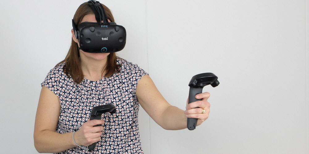 Pro VR Integration is used for eye tracking research in virtual world