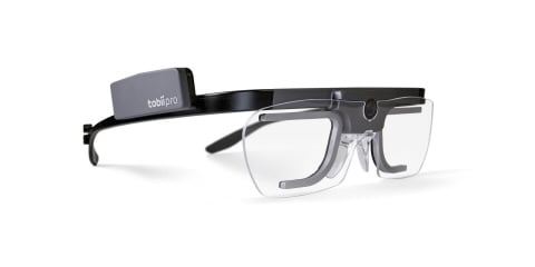 Tobii Pro Eye tracking Glasses 2