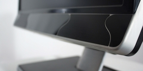A close-up image of the Tobii Pro T60XL from a side.
