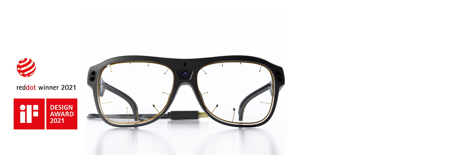 Tobii Pro Glasses 3 - IF Design award and Reddot Winner 2021