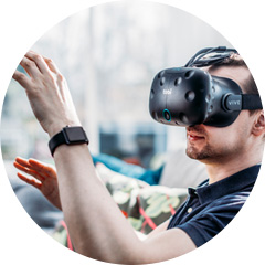 Immersive VR Research